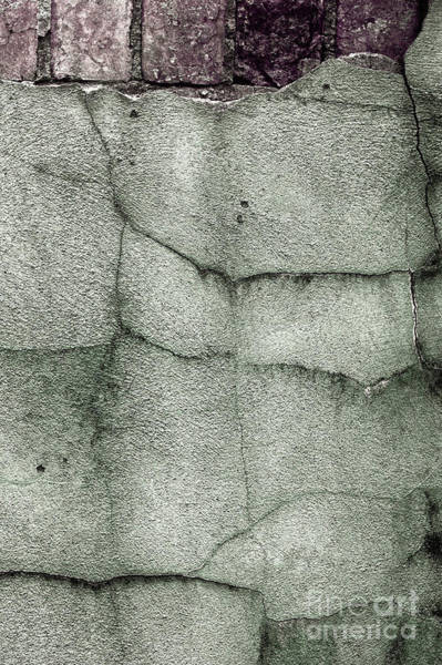 Wall Art - Photograph - Stone Surface by Tom Gowanlock