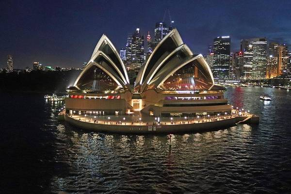 Photograph - Sydney Opera House by Sarah Lilja