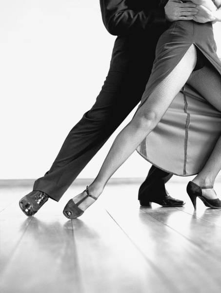 Wall Art - Photograph - Tango Dancers by David Sacks
