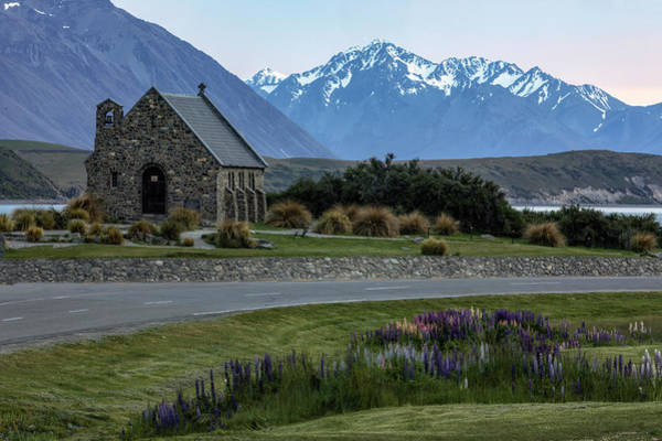 Te Waipounamu Wall Art - Photograph - Tekapo - New Zealand by Joana Kruse