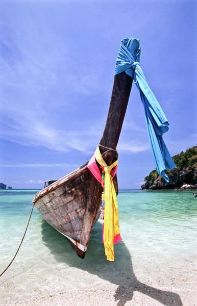Phi Photograph - Thailand, Krabi Province, Ko Phi Phi by John Seaton Callahan