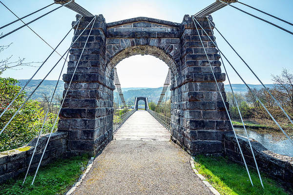 Wall Art - Photograph - The Bridge Of Oich by Svetlana Sewell