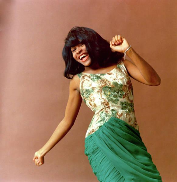 Tina Turner Portrait Session Art Print by Michael Ochs Archives