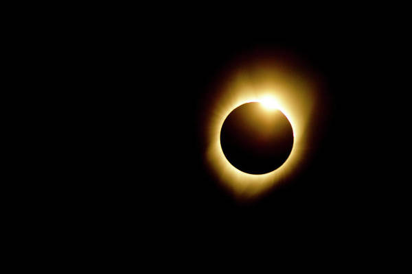 Wall Art - Photograph - Total Eclipse Of The Sun by William Mullins