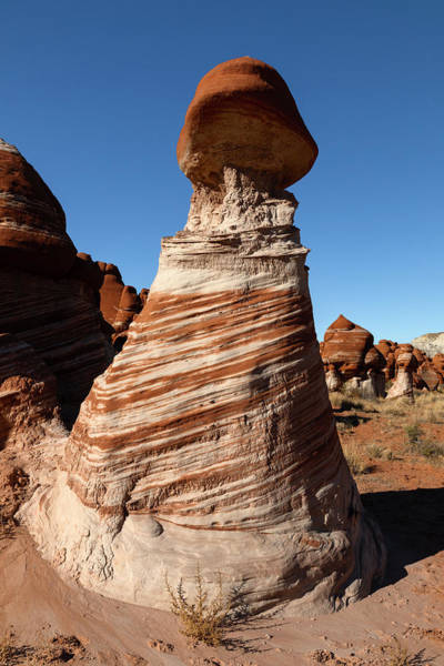Wall Art - Photograph - Unique Hoodoo Formations Of Blue Canyon by Adam Jones