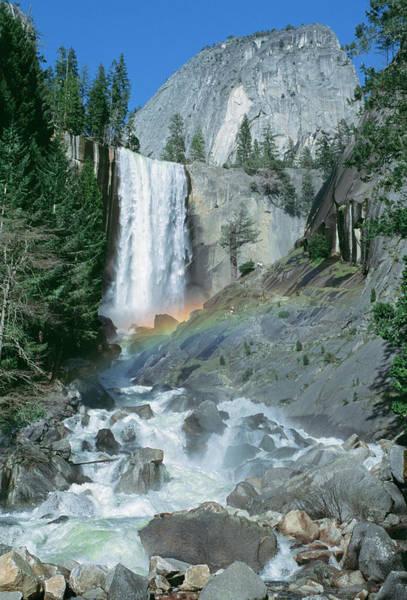 Vernal Fall Photograph - Usa, California, Yosemite National by Jeff Hunter