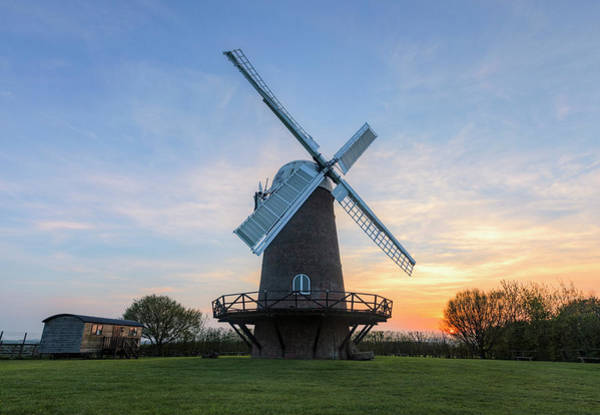 Wall Art - Photograph - Wilton Windmill - England by Joana Kruse