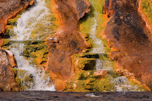Firehole River Wall Art - Photograph - Yellowstone National Park by Russell Burden