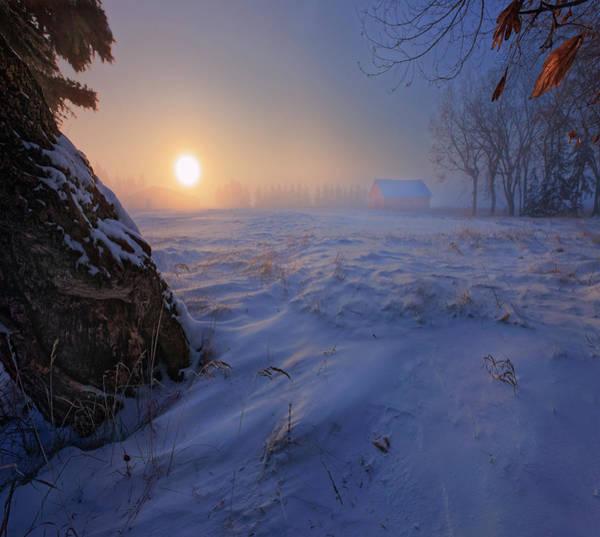 Photograph - -30 Celsius by Dan Jurak