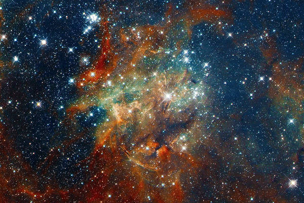 Photograph - 30 Doradus - Ngc 2060 by Paul W Faust - Impressions of Light