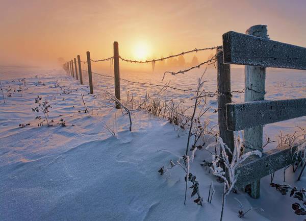 Photograph - -30 Sunrise by Dan Jurak