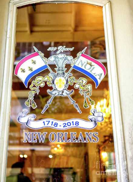 Photograph - 300 Years In New Orleans by John Rizzuto