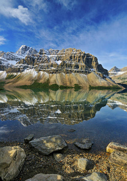 Wall Art - Photograph - Canada, Alberta, Banff National Park by Jaynes Gallery