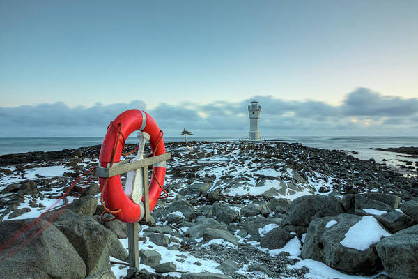 Wall Art - Photograph - Akranes - Iceland by Joana Kruse