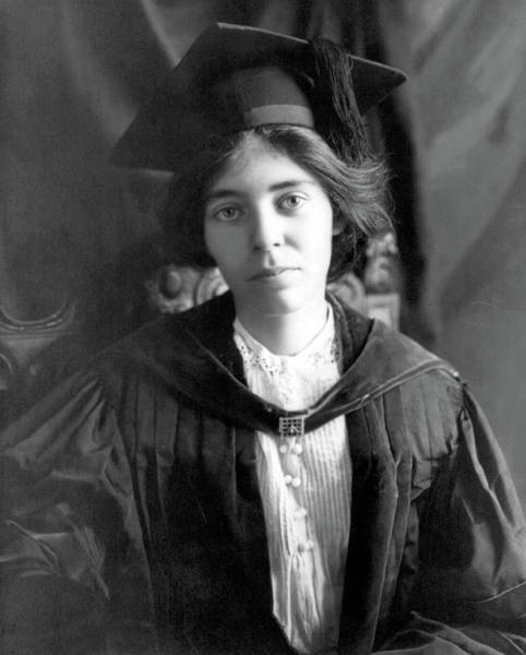 Wall Art - Photograph - Alice Paul, American Suffragette by Science Source