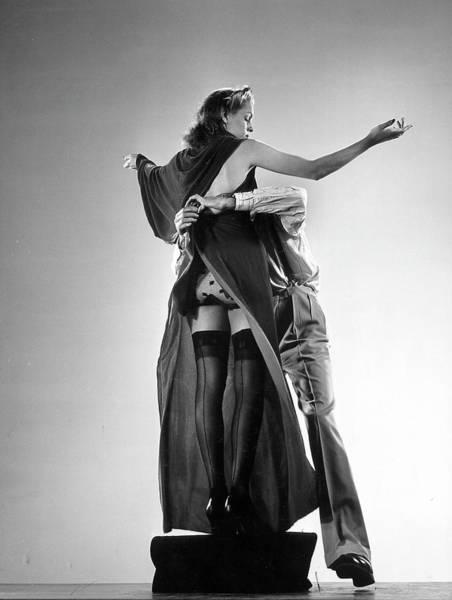 Photograph - Alphonse Berge by Gjon Mili