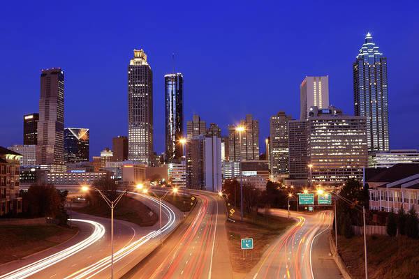 Georgia Photograph - Atlanta, Georgia by Jumper