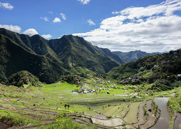 Wall Art - Photograph - Batad Rice Terraces Near Banaue Philippines by imageBROKER - XYZ PICTURES