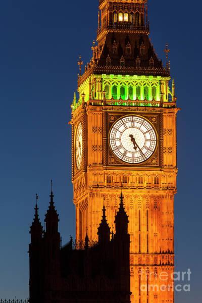 Photograph - Big Ben by Brian Jannsen