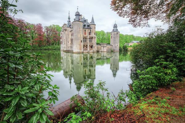 Wall Art - Photograph - Borrekens Castle - Belgium by Joana Kruse