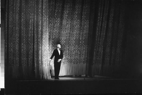 Wall Art - Photograph - George Balanchine by Gjon Mili