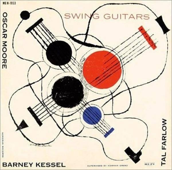 Wall Art - Digital Art - 4 Guitars by Warhol