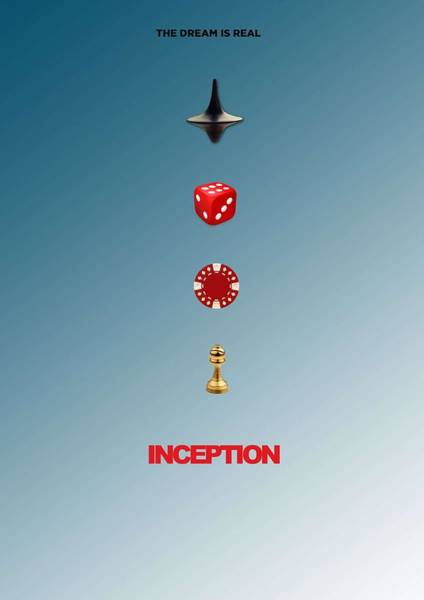 Wall Art - Digital Art - Inception by Geek N Rock