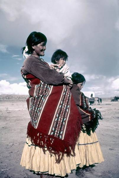 Photograph - Inter-tribal Indian Ceremonial by Michael Ochs Archives