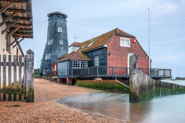 Wall Art - Photograph - Langstone Mill - England by Joana Kruse