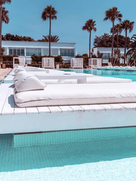 Wall Art - Photograph - Luxury Beach Resort by Anna Om