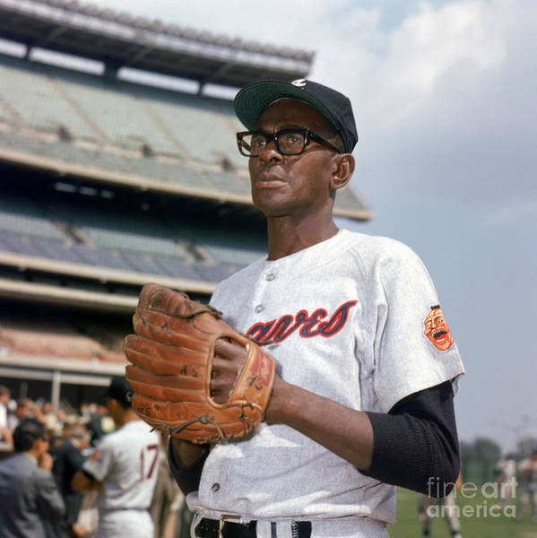 Baseball Pitcher Photograph - Mlb Photos Archive by Lou Requena