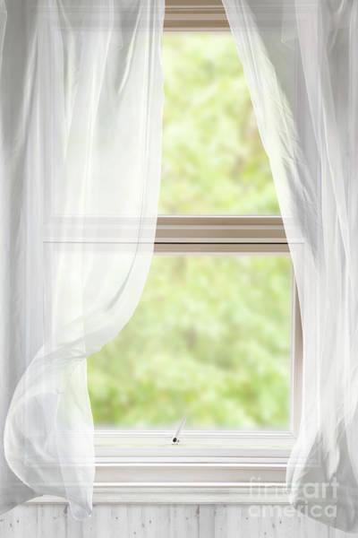Wall Art - Photograph - Open Window by Amanda Elwell