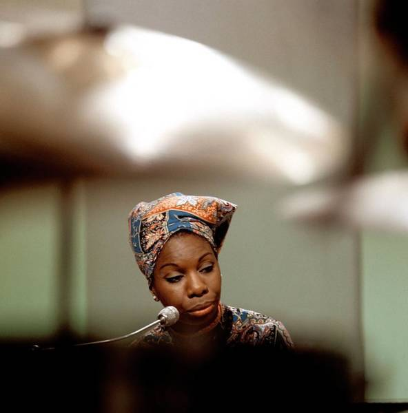 Wall Art - Photograph - Photo Of Nina Simone by David Redfern