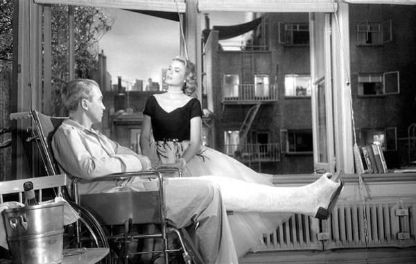 Princess Grace Photograph - Rear Window by Michael Ochs Archives