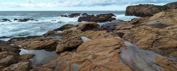 Monterey Park Photograph - Rock Formations On The Coast, Point by Panoramic Images