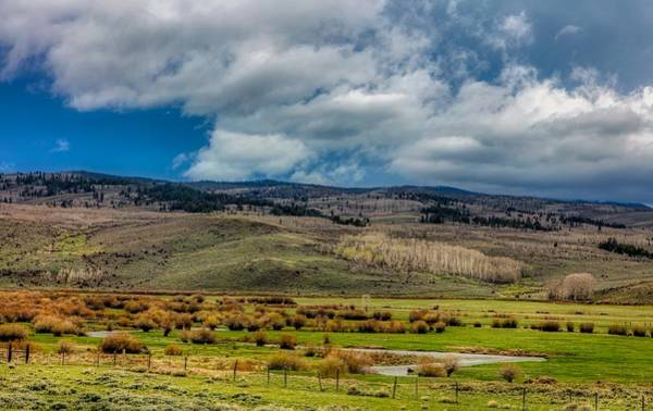 Wall Art - Photograph - Rugged Wyoming by Mountain Dreams