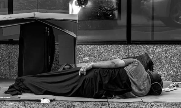Photograph - Sleeping Rough by Robert Ullmann