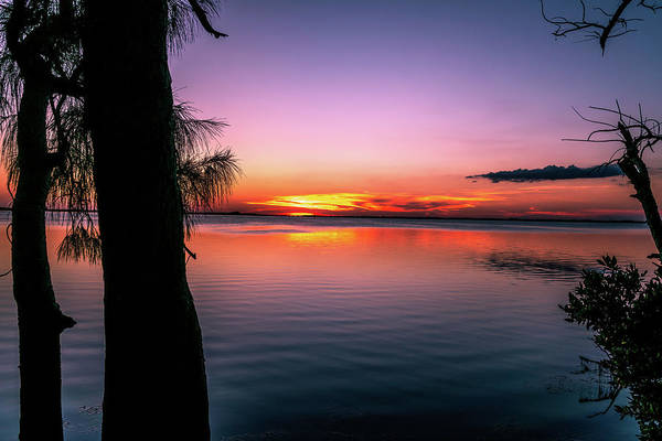 Wall Art - Photograph - Spectacular Sunset by Ric Schafer
