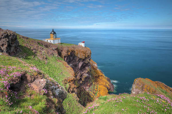 Wall Art - Photograph - St Abbs - Scotland by Joana Kruse