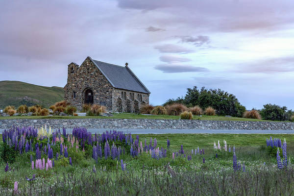 Wall Art - Photograph - Tekapo - New Zealand by Joana Kruse