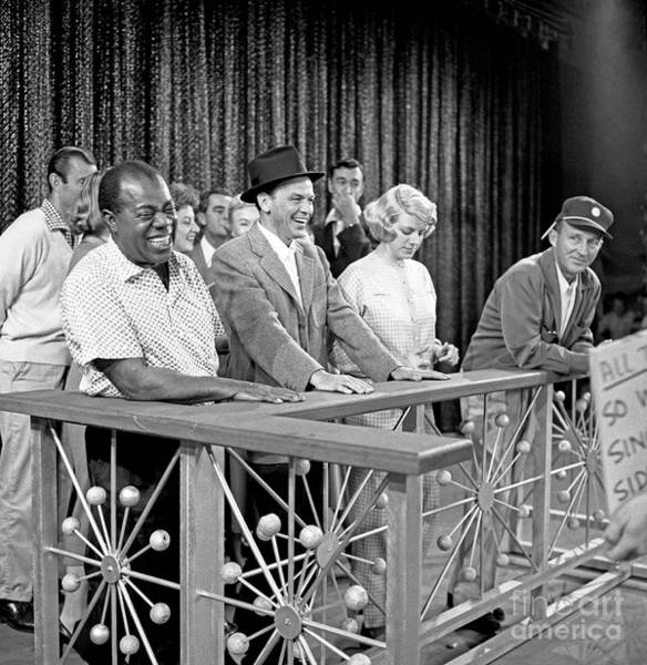 Photograph - The Edsel Show by Cbs Photo Archive