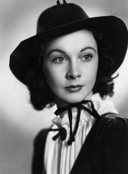 Photograph - Vivien Leigh by Sasha