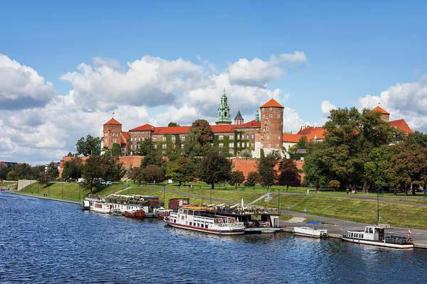 Wall Art - Photograph - Wawel Royal Castle In Krakow by Artur Bogacki