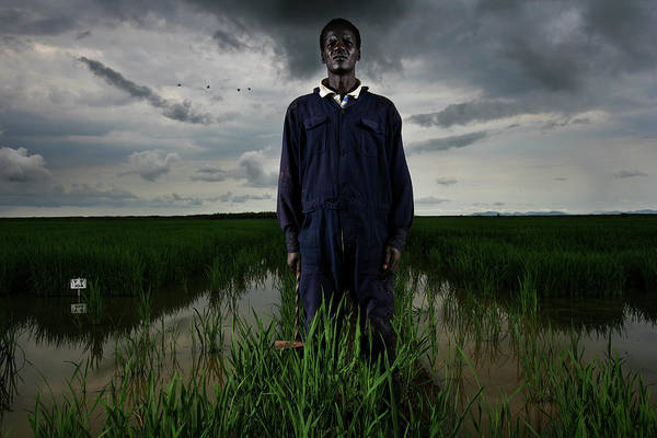 Photograph - World Economic Forum Business Alliance by Brent Stirton