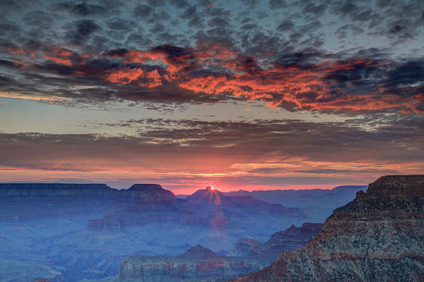 Mather Point Photograph - Grand Canyon National Park by Michele Falzone