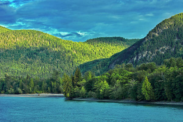 Wall Art - Photograph - Canada, British Columbia by Jaynes Gallery
