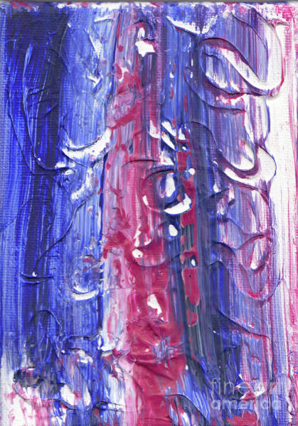 Painting - 45  by Sarahleah Hankes