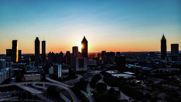 Photograph - Atlanta by Mike Dunn