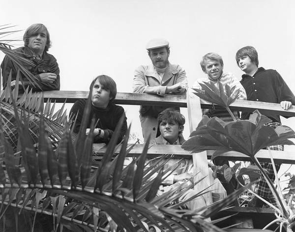 Wall Art - Photograph - Beach Boys At Pacific Ocean Park by Michael Ochs Archives