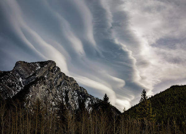 Wall Art - Photograph - Canada, Alberta, Bow Valley Provincial by Ann Collins